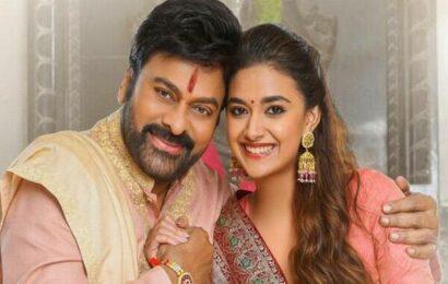 Chiranjeevi, Keerthy Suresh to star in 'Bholaa Shankar'