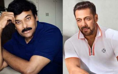 Chiranjeevi, Salman to star together