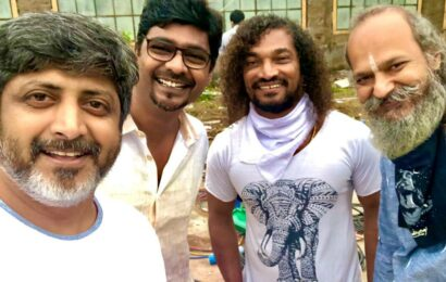 Chiru153: Chiranjeevi begins shooting for Lucifer Telugu remake