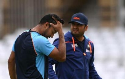 Concussed Mayank Agarwal out of first Test after being hit by Siraj bouncer