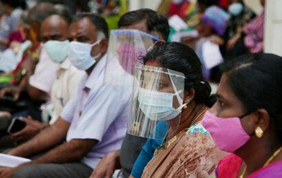 Coronavirus India Live Updates: India reports 46,164 new cases, 607 deaths