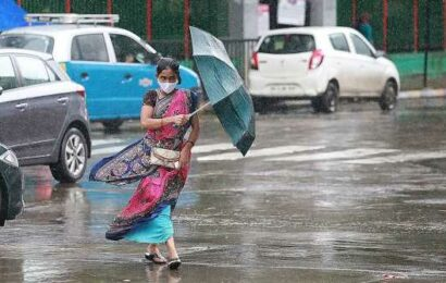 Country to receive normal rainfall till September: IMD