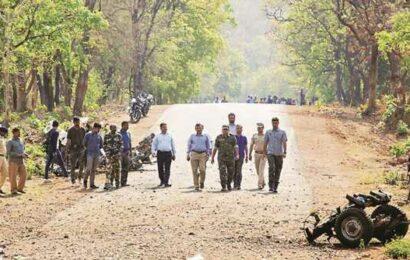 Court rejects bail plea of Naxal operative accused in 2019 Gadchiroli attack
