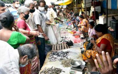 Covid 3rd wave likely this month, may peak in Oct: Report