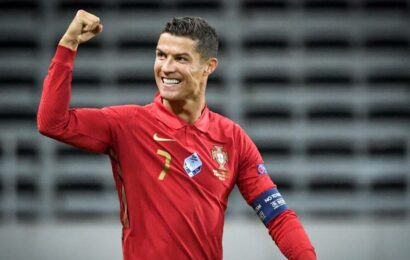 Cristiano Ronaldo included in Portugal squad for FIFA World Cup qualifiers