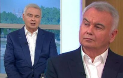 Eamonn Holmes pens cryptic 'haters' remark as he returns to Twitter after Dr Zoe comments