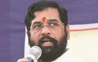 Eknath Shinde refutes claims that he is unhappy in MVA government