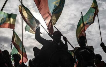 """Ethiopia calls """"all capable"""" citizens to fight in Tigray war"""