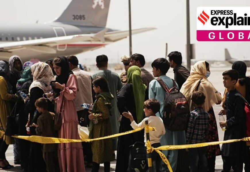 Explained: Which countries are taking in Afghan refugees?
