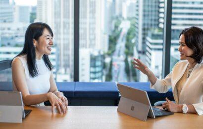 Few women ascend Japan's corporate ladder. Is change finally coming?