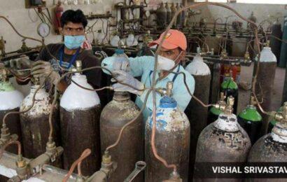 Govt's third wave prep: 42 PSA plants installed, oxygen storage tanks on way