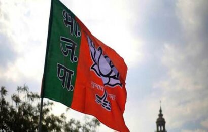 Gujarat: BJP to hold Jan Ashirvad Yatra with five union ministers from Aug 15-21