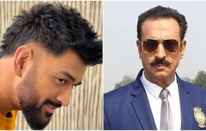Gulshan Grover on MS Dhoni's new hairdo: 'Superb look, please don't accept any don roles'