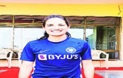 Her father's dream: Himachal pacer gets maiden call-up for women's T-20 cricket team