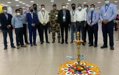 Hyderabad-Male flight resumes