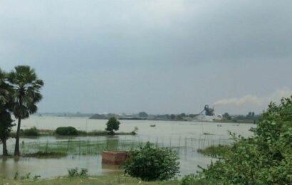In Photos: Flood in Ganga river inundates several villages in Patna district