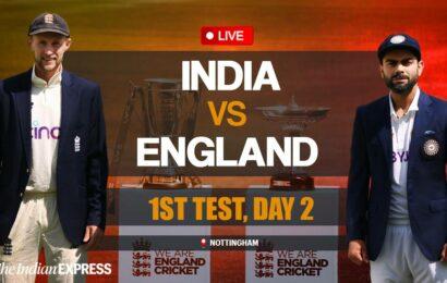 India vs England 1st Test, Day 2 Live Cricket Score Updates: All eyes on Indian batting