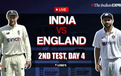 India vs England 2nd Test Live Cricket Score Updates: Second innings battle begins at Lord's