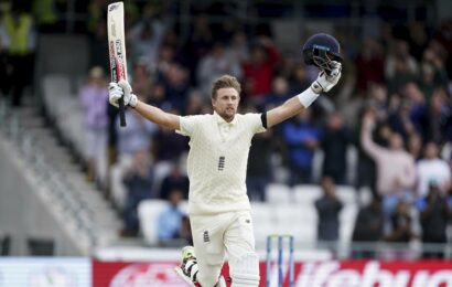 India vs England 3rd Test, Day 2: Nothing average about Joe Root