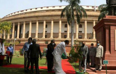 Insurance Bill among 3 passed amid Opp protests in Rajya Sabha