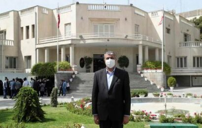 Iran appoints ex-roads minister as head of nuclear agency