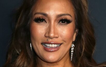 Is Carrie Ann Inaba Really Never Coming Back To The Talk?