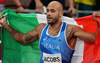 Italy again! Jacobs backs up 100-meter shock with relay gold