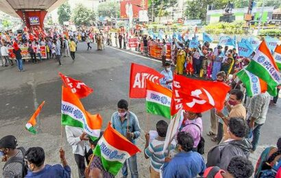 JAC predicts downfall of BJP govt. over 'sale' of steel plant and other PSUs