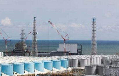 Japan seeks support for Fukushima nuclear water release