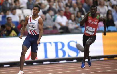 Kenyan sprinter Otieno tests positive for banned substance