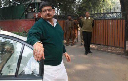 Lalan is JD(U) top post pick as Nitish tries to strike balance between loyalists