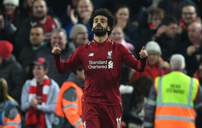 Liverpool in talks with Mohamed Salah over new contract, says manager Klopp