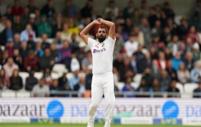 Lot of time left in series, no need to feel low: Shami