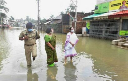 'Man-made flood': Mamata Banerjee hits out at Centre over Ghatal situation