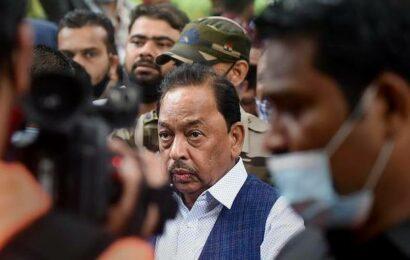 Narayan Rane arrested in Maharashtra