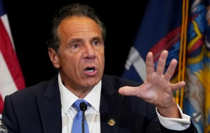New York Governor Andrew Cuomo resigns over sexual harassment allegations