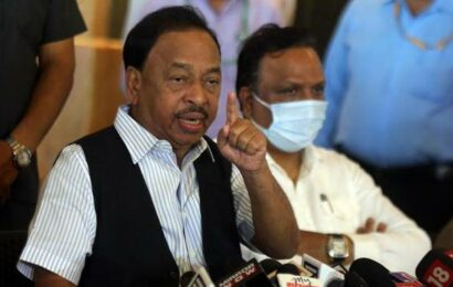 No one can do anything to me, says defiant Narayan Rane