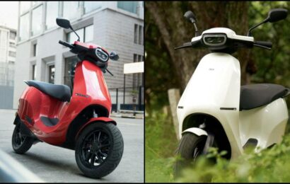 Ola drives in e-scooter starting at Rs 99,999; deliveries from Oct
