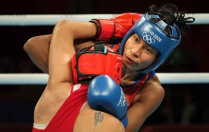 Olympics: #GirlsGetItDone