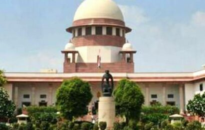 Oxygen supply: SC asks govt to present report on NTF's proposals in 2 weeks