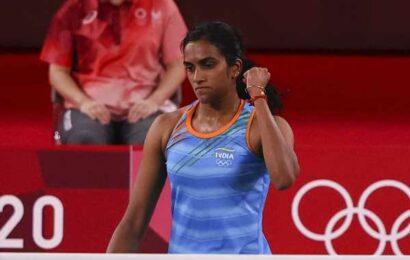 PIX: Sindhu trounces Bing Jiao for Olympics bronze