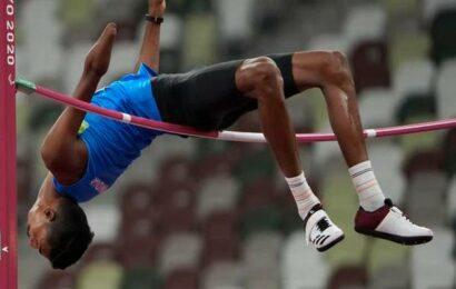 Paralympics 2020   Nishad Kumar wins silver in men's high jump