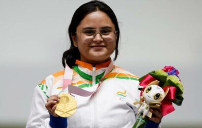 Paralysed from waist down, but 'Jaipur ki Maharani' shoots down Paralympic gold