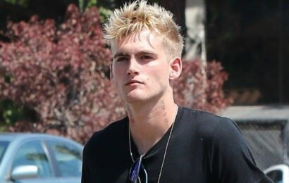 Presley Gerber Appears to Have Removed His 'Misunderstood' Face Tattoo
