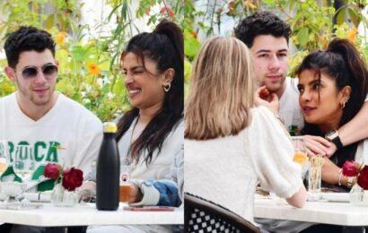 Priyanka Chopra, Nick Jonas indulge in PDA at London restaurant, fans say 'What an adorable violation of privacy'