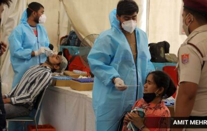 Pune among five districts with high number of Covid-19 infections