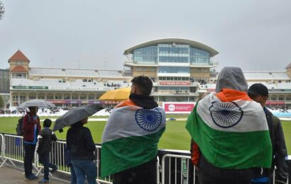 Rain takes away from India a shot at victory in series-opener, match ends in draw