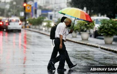 Rains lash Delhi, IMD predicts showers every day in coming week