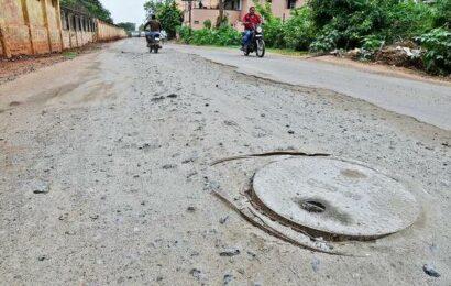 Residents want Konavaikalpalayam Road in Coimbatore repaired