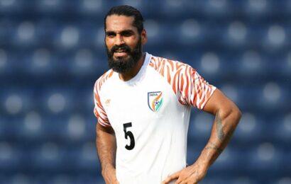Sandesh Jhingan out of the national camp for international friendlies, hints Igor Stimac